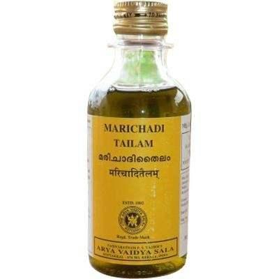 Buy Kottakal Ayurveda Marichadi Thailam online United States of America [ USA ]