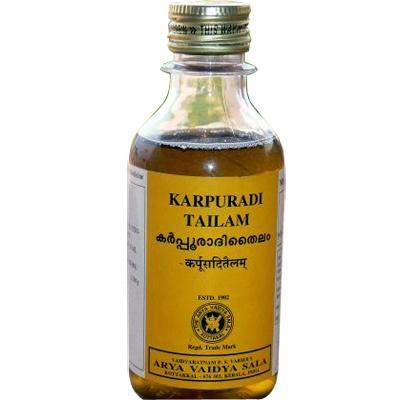 Buy Kottakal Ayurveda Karpuradi Tailam online United States of America [ USA ]