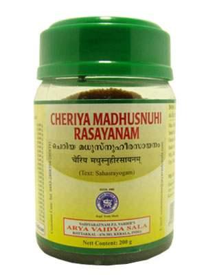 Buy Kottakkal Ayurveda Cheriya Madhusnuhi Rasayanam online United States of America [ USA ]