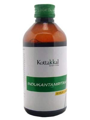 Buy Kottakkal Ayurveda Indukanthamritham Syrup online United States of America [ USA ]