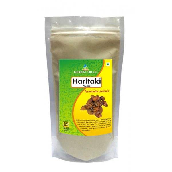 Buy Herbal Hills Haritaki Powder online Australia [ AU ]