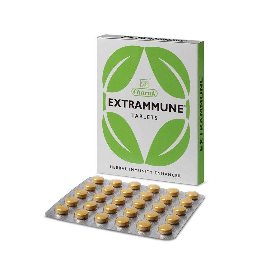 Buy Charak Pharma Extrammune Tablet the Immunity Builder online United States of America [ USA ]