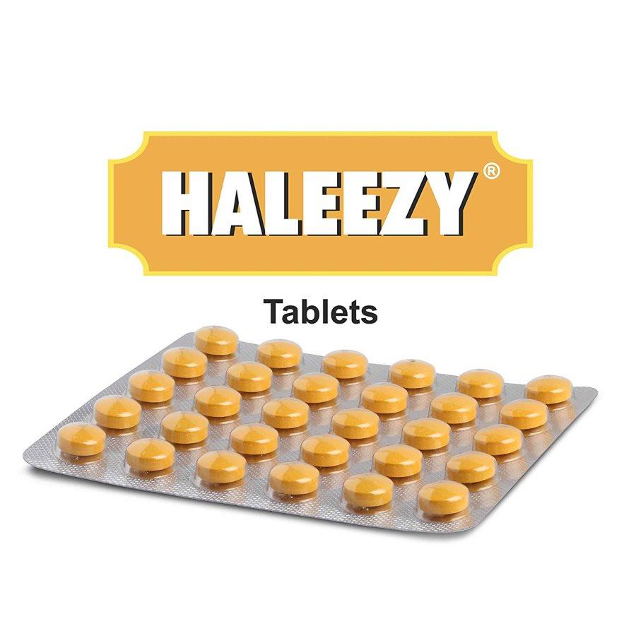 Buy Charak Pharma Haleezy Tablets online Switzerland [ CH ]