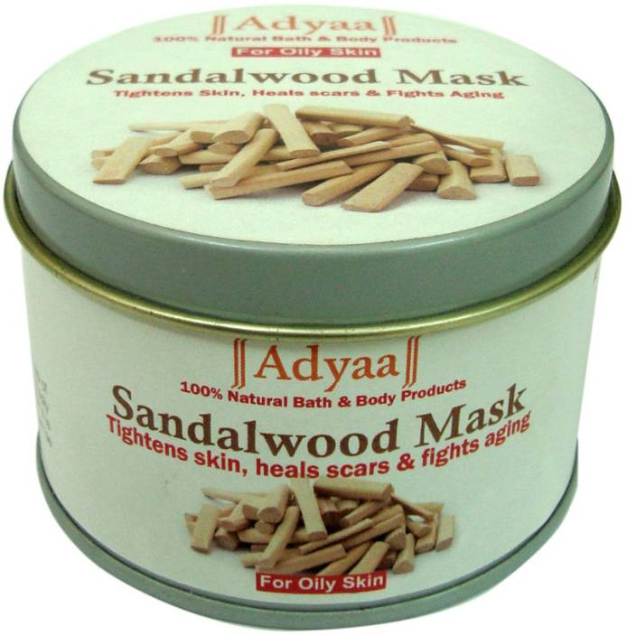 Buy Adyaa Naturals Sandalwood Face Mask online Australia [ AU ]