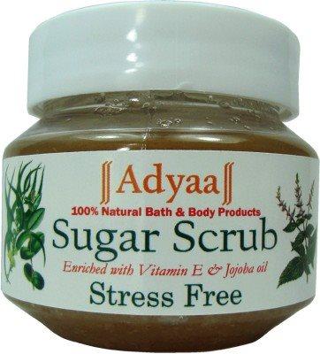 Buy Adyaa Naturals Stress Free Sugar Scrub online United States of America [ USA ]