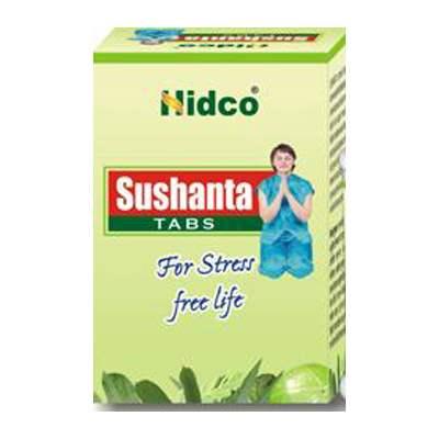 Buy Nidco Sushanta Tablets online United Kingdom [ UK ]