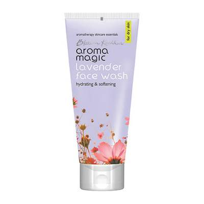 Buy Aroma Magic Lavender Face Wash online United States of America [ USA ]