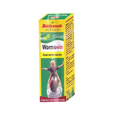 Buy Baidyanath Wormswin Syrup online Singapore [ SG ]