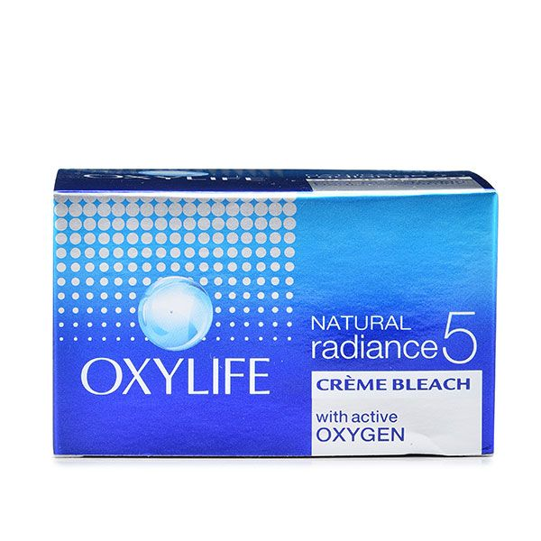 Buy OxyLife Natural Radiance 5 Creme Bleach online United States of America [ USA ]