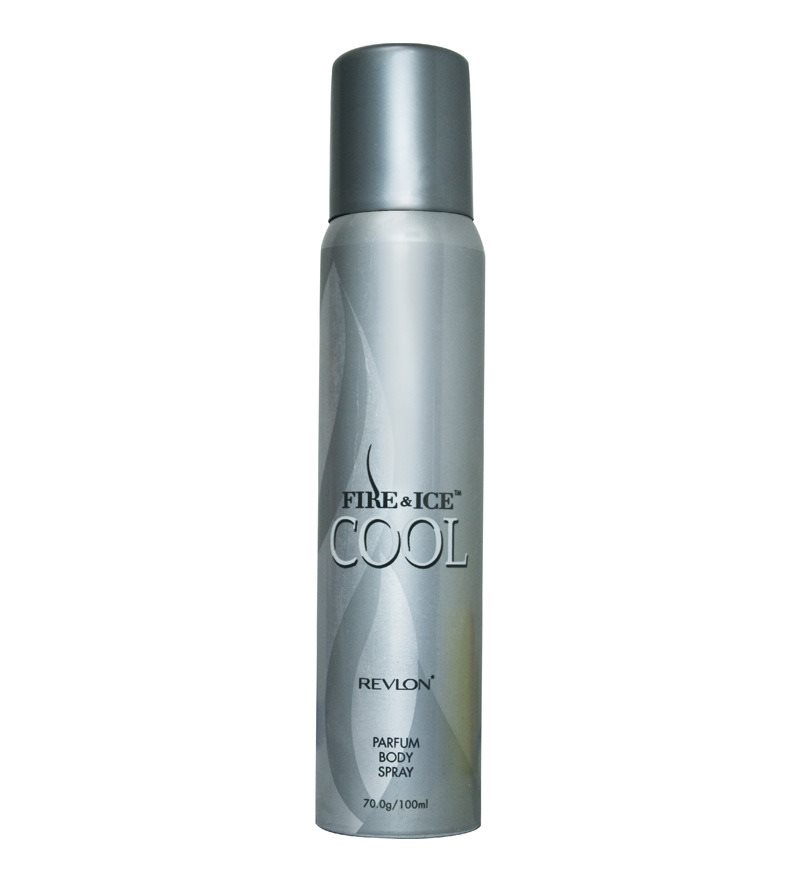 Buy Revlon Fire and Ice-Cool Body Spray online United States of America [ USA ]