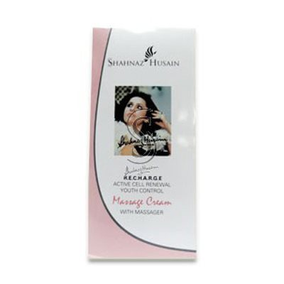 Buy Shahnaz Husain Recharge Active Cell Renewal Youth Control Massage Cream online Nederland [ NL ]