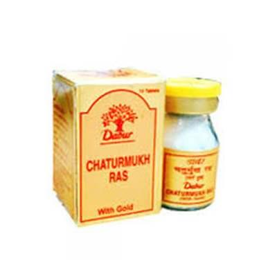 Buy Dabur Chaturmukh Ras Gold online United States of America [ USA ]
