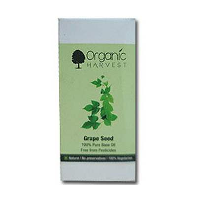 Buy Organic Harvest Grape Seed Oil online United States of America [ USA ]