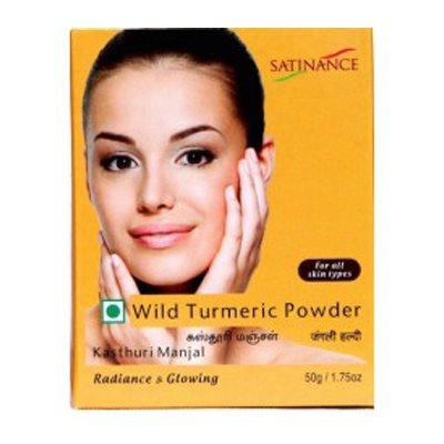 Buy Satinance Wild Turmeric Powder ( Kasthuri Manjal) online Nederland [ NL ]