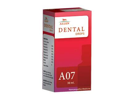 Buy Allen A07 Dental Drops online United Kingdom [ UK ]