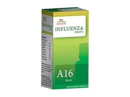 Buy Allen A16 Influenza Drops online United States of America [ USA ]