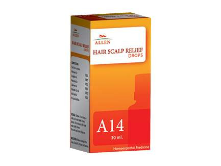 Buy Allen A14 Hair Scalp online United States of America [ USA ]