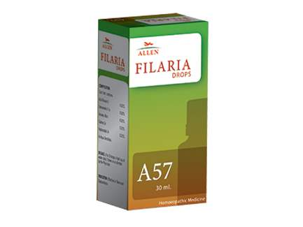 Buy Allen A57 Filaria online United States of America [ USA ]