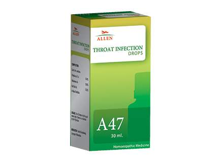 Buy Allen A47 Throat Infection Drops online United States of America [ USA ]