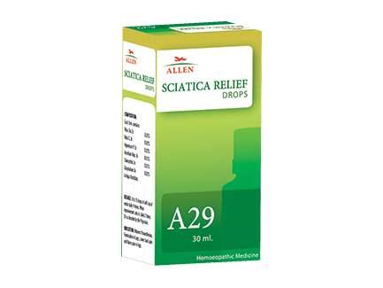 Buy Allen A29 Sciatica Relief Drop online Australia [ AU ]