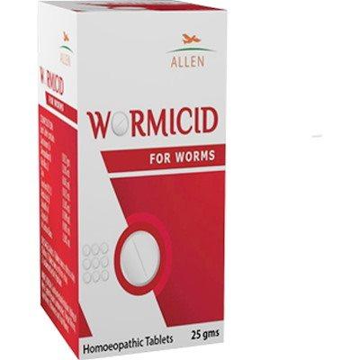 Buy Allen Homeopathy Wormicid Tablets online Switzerland [ CH ]