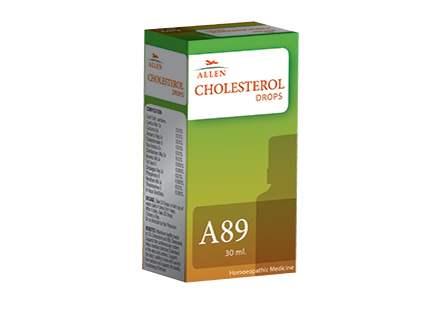 Buy Allen A89 Cholesterol online Belgium [ BE ]