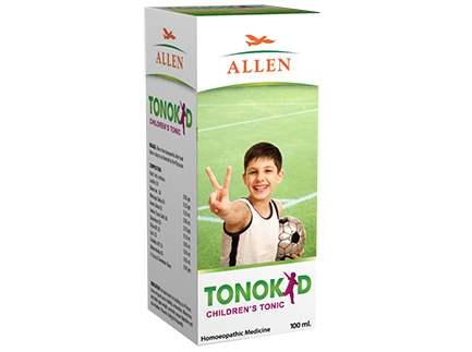 Buy Allen Homeopathy Tonokid Tonic online United States of America [ USA ]