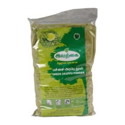 Buy Iyarkai Green Arappu Powder online United States of America [ USA ]