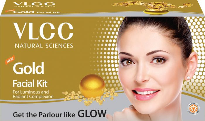 Buy VLCC Gold Facial Kit online United States of America [ USA ]