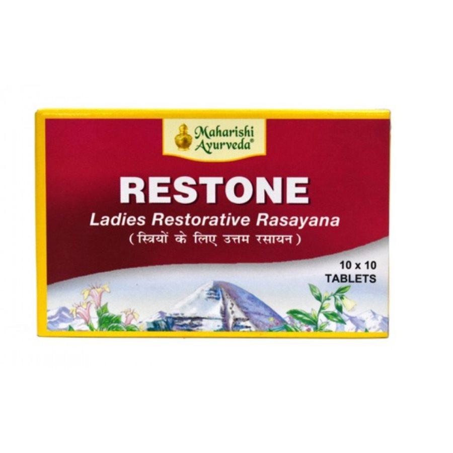 Buy Maharishi Ayurveda Restone - Ladies Restorative Rasayana Tablet online Malasiya [ MY ]