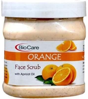 Buy Biocare Orange Face Scrub online New Zealand [ NZ ]
