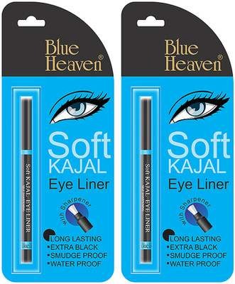 Buy Blue Heaven Soft Kajal Eyeliner ( Set of 2 Pc ) online New Zealand [ NZ ]
