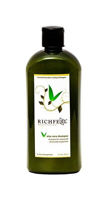Buy Richfeel Aloevera Shampoo online Nederland [ NL ]