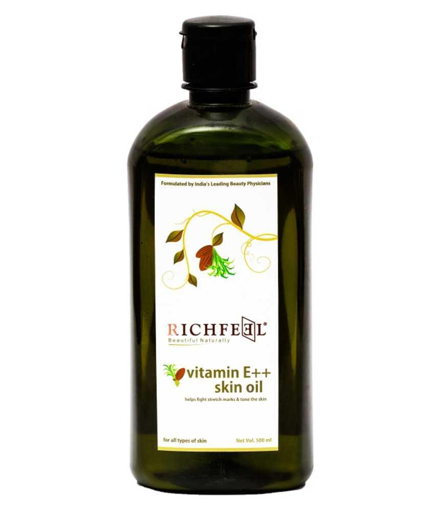 Buy Richfeel Vitamin E++ Skin Oil online Nederland [ NL ]