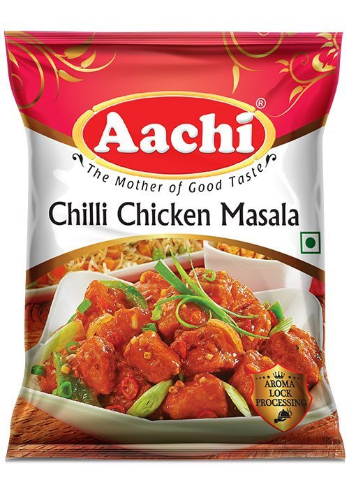Buy Aachi Chilli Chicken Masala online Malasiya [ MY ]