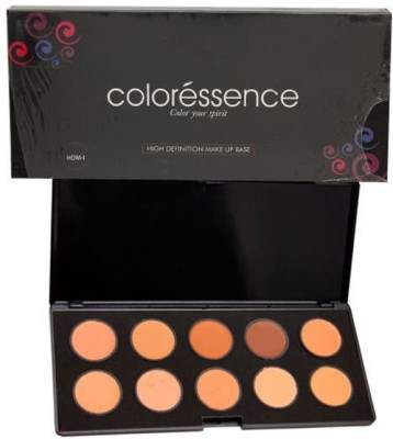 Buy Coloressence High Definition Make-up Base Pallate Foundation online Switzerland [ CH ]
