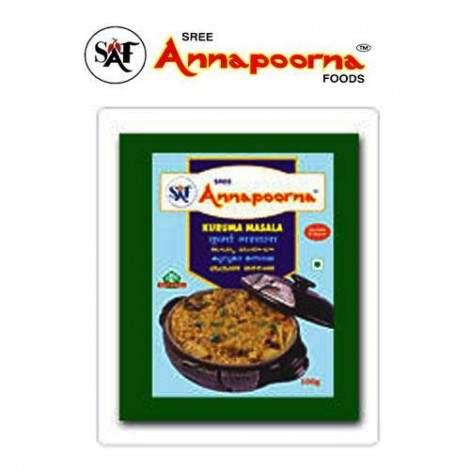 Buy Annapoorna Foods Kuruma Masala online New Zealand [ NZ ]