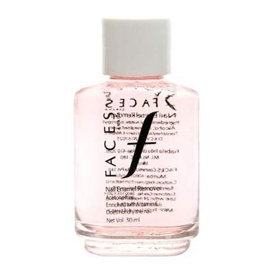 Buy Faces Nail Enamel Remover online United States of America [ USA ]