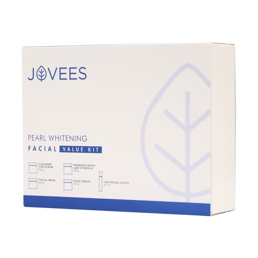 Buy Jovees Pearl Whitening Facial Value Kit (Big) online Malasiya [ MY ]