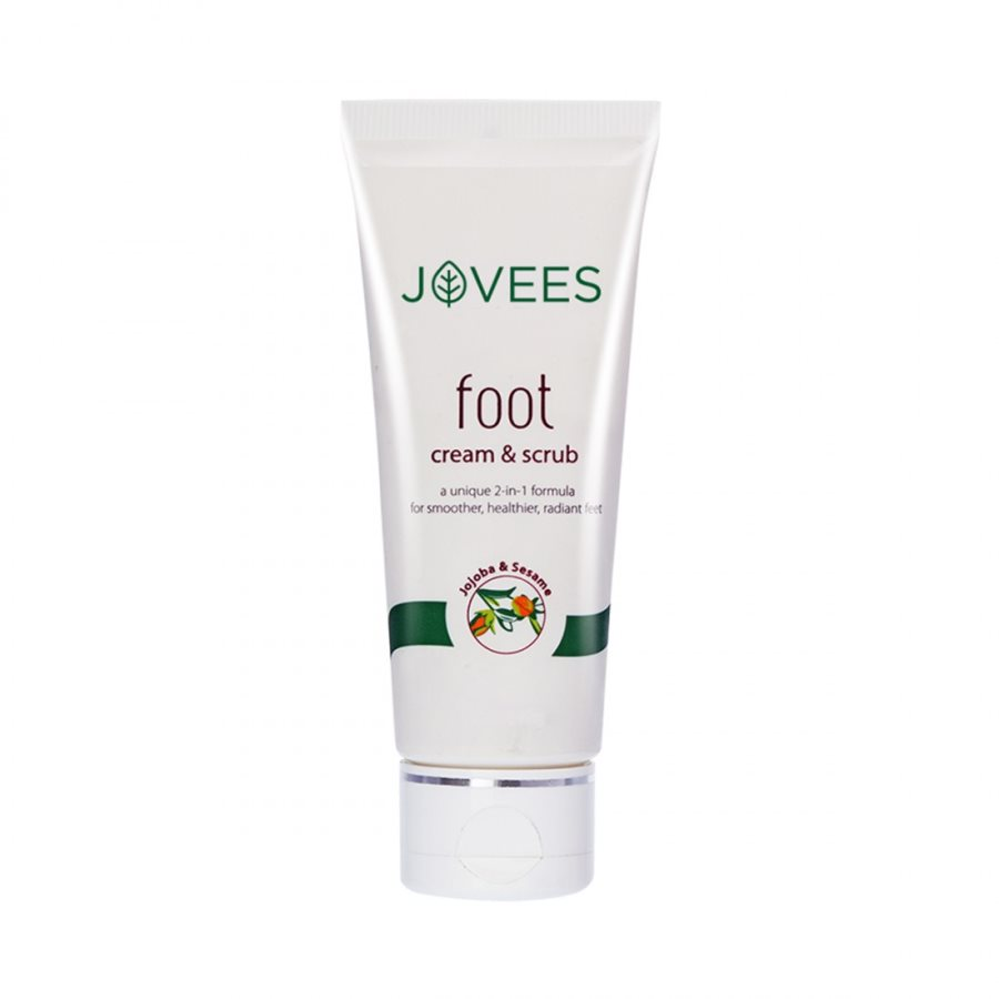 Buy Jovees Foot Cream and Scrub online United States of America [ USA ]