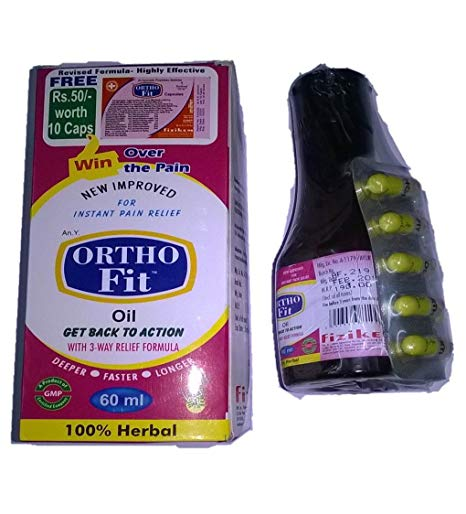 Buy Ortho Fit Oil online New Zealand [ NZ ]