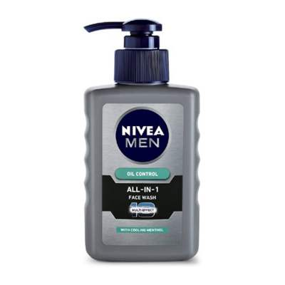 Buy Nivea Men Oil Control All In One Face Wash online United States of America [ USA ]