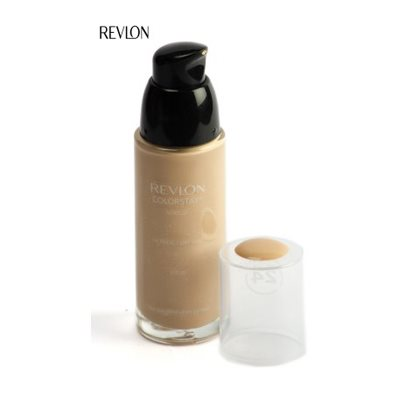 Buy Revlon Colorstay Make Up Normal/Dry Skin (Spf-20) Buff Foundation online Singapore [ SG ]