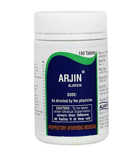 Buy Arjin Alarsin Tablets for Hypertension online Australia [ AU ]