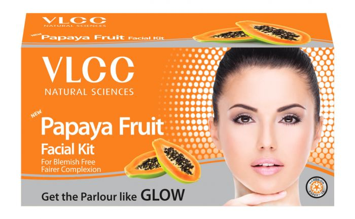 Buy VLCC Papaya Fruit Facial Kit online New Zealand [ NZ ]