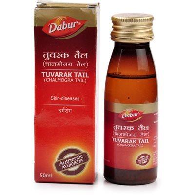 Buy Dabur Tuvarak Tail (Chalmogra Oil) online Australia [ AU ]