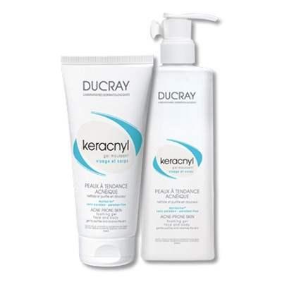 Buy Ducray Keracnyl Foaming Gel online Singapore [ SG ]
