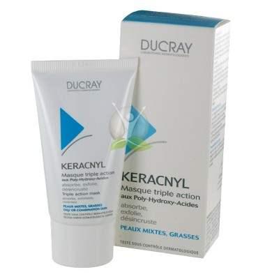 Buy Ducray Keracnyl Triple Action Mask online New Zealand [ NZ ]