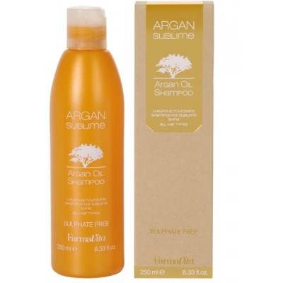 Buy FarmaVita Argan Sublime Oil Shampoo online United States of America [ USA ]