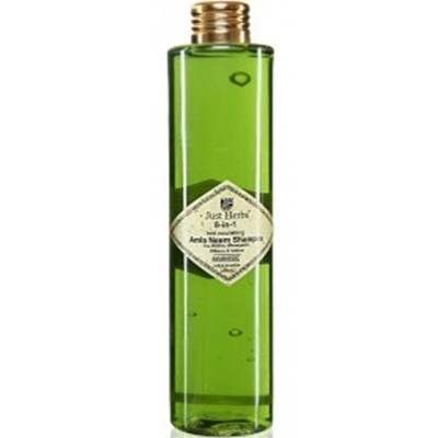 Buy Just Herbs 8 In 1 Root Nourishing Amla Neem Shampoo online Singapore [ SG ]